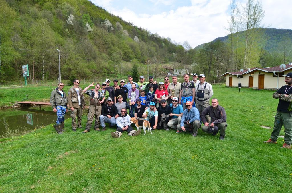 I-ви кръг от Републиканско първенство по риболов муха и шнур - 2015