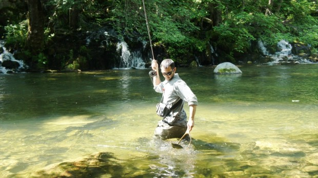 Fly Fishing Vucha
