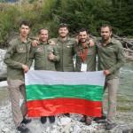 Словакия 2017 - Река Бела, след състезанието